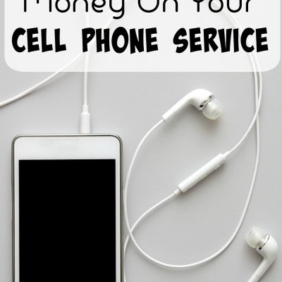 Ways To Save on Your Cell Phone Bill