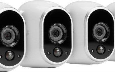 Arlo by Netgear 4 HD Camera Set From Best Buy Review