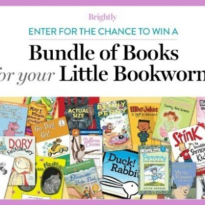 Enter to Win a Bundle of Books from Brightly #giveaway
