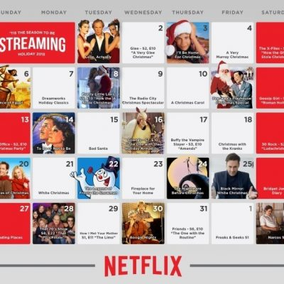 Holiday Movies on Netflix #StreamTeam
