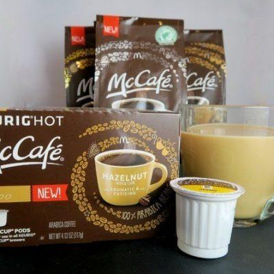 Warm the Holidays with McCafé