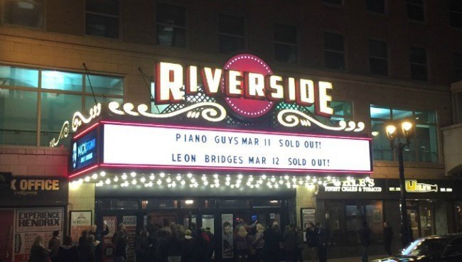 The Piano Guys Tour recently stopped in Milwaukee, WI.