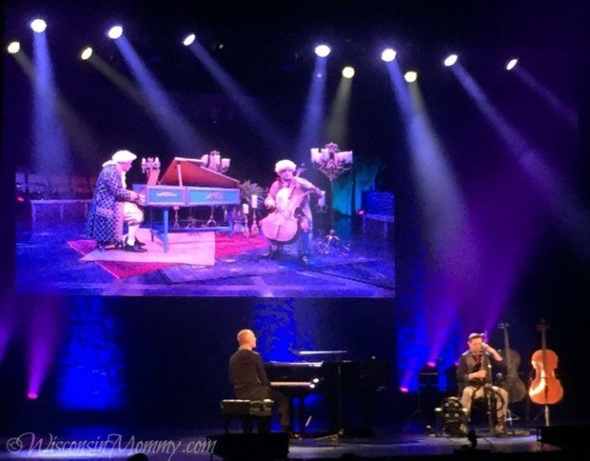 The Piano Guys Tour Milwaukee