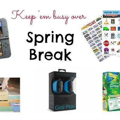 Spring Break Resources