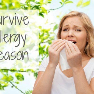 Survive Allergy Season