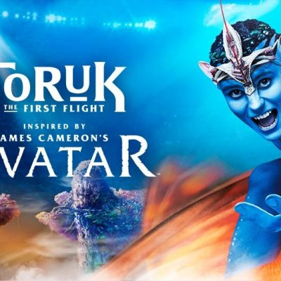 Toruk Cirque du Soleil Ticket Giveaway