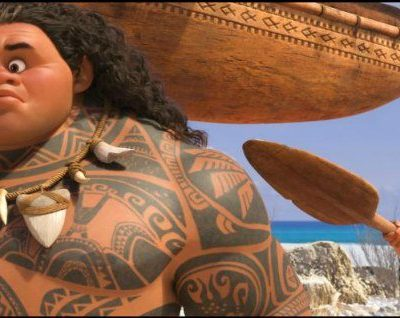 Disney's Moana – Now Playing Everywhere