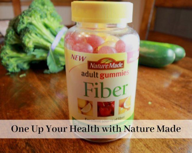 One up your health with Nature Made