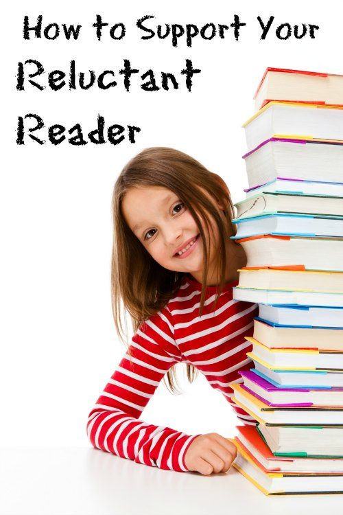 Support your Reluctant Reader