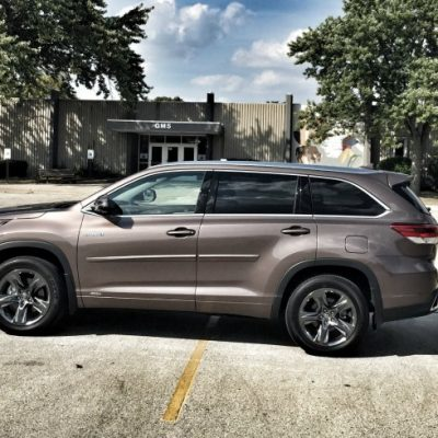 The Toyota Highlander Hybrid – Would We Buy One?
