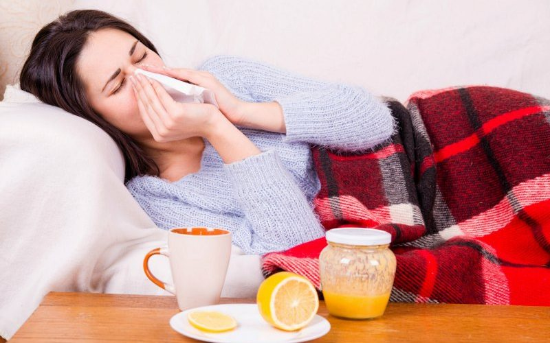 Five Ways to Reduce Your Flu Risk