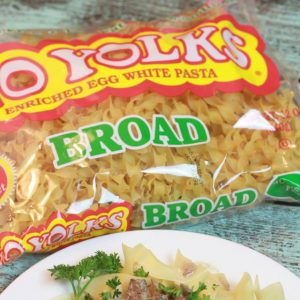 Lighten Up Your Favorite Noodle Dishes with No Yolks