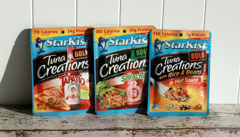 Eat Smart On The Go With Starkist Wisconsin Mommy