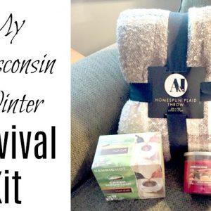 How I Survive Winter in Wisconsin