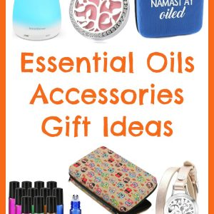 Essential Oils Gift Guide