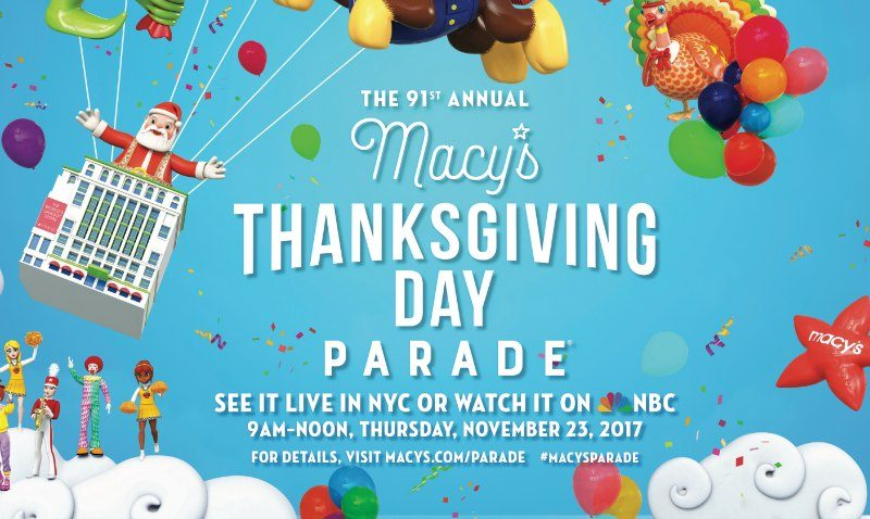 Tune Into the Macy's Thanksgiving Day Parade