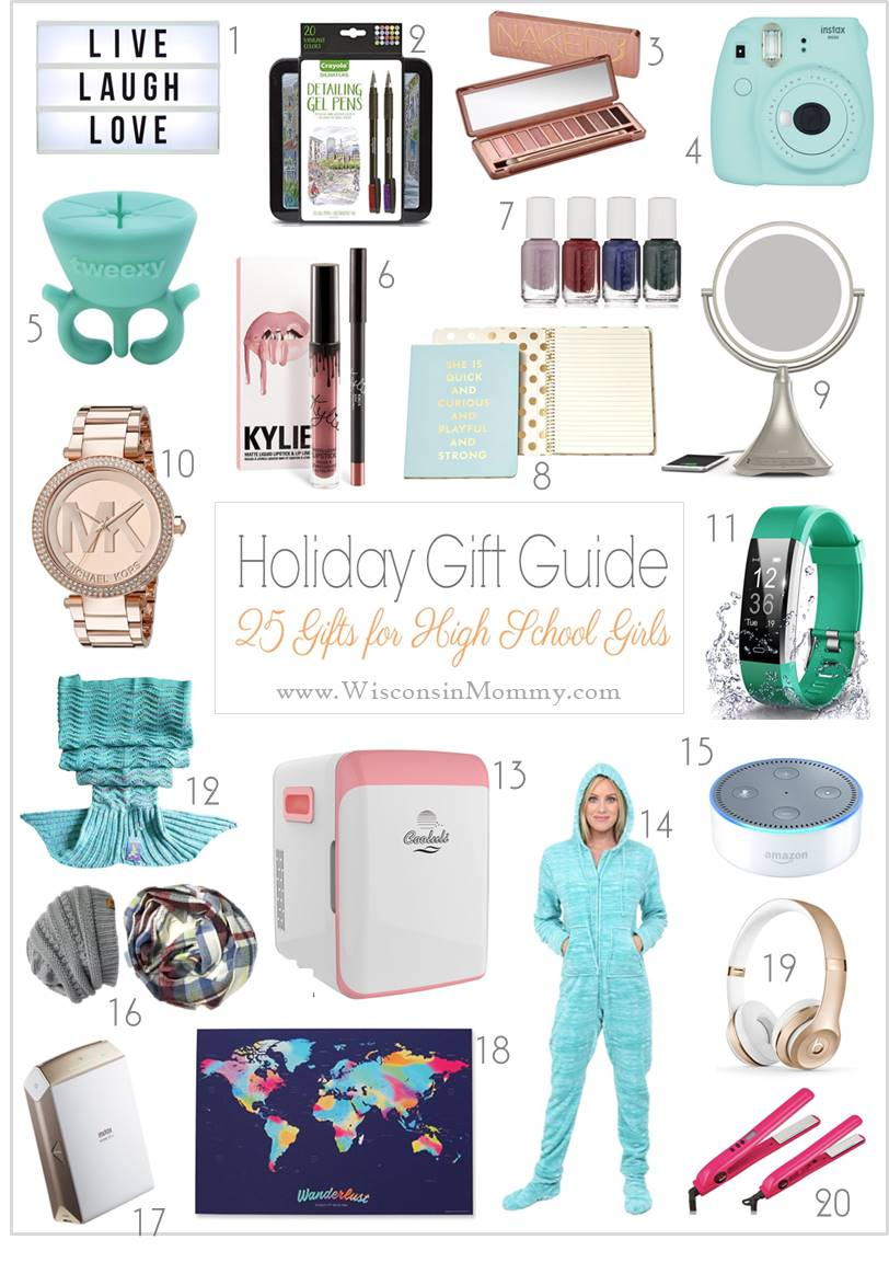 Save  sc 1 st  Wisconsin Mommy & Holiday Gift Guide: Gift Ideas for Teens