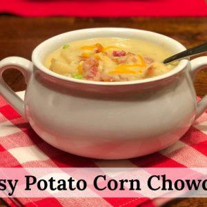 Easy Potato Corn Chowder
