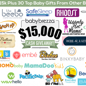 A $15,000 Giveaway? (Yep!! You read that right!)