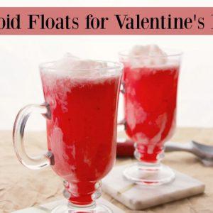 Cupid Floats Recipe