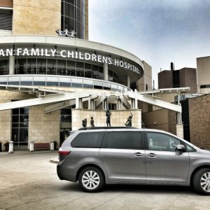 Random Acts of Kindness with American Family Children's Hospital and Toyota