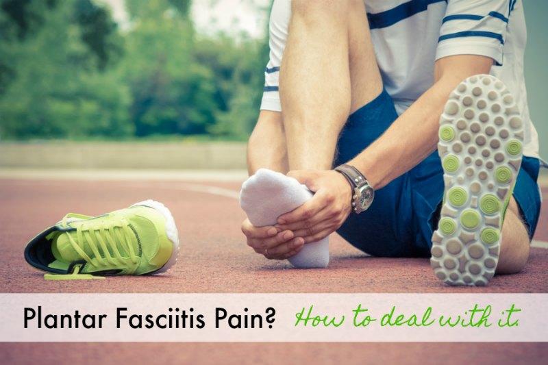 plantar fasciitis pain
