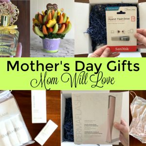 Six Mother's Day Gifts that Mom Will Love