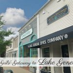 Lake Geneva, WI – Perfect for a Girls' Getaway
