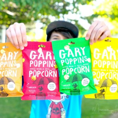 Gary Poppins Brings Popcorn to a Whole New Level