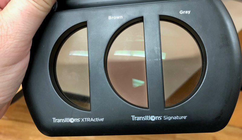 transitions lenses at wlamart