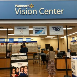 Getting Ready for Back to School with Walmart's Vision Center
