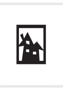 halloween craft house template