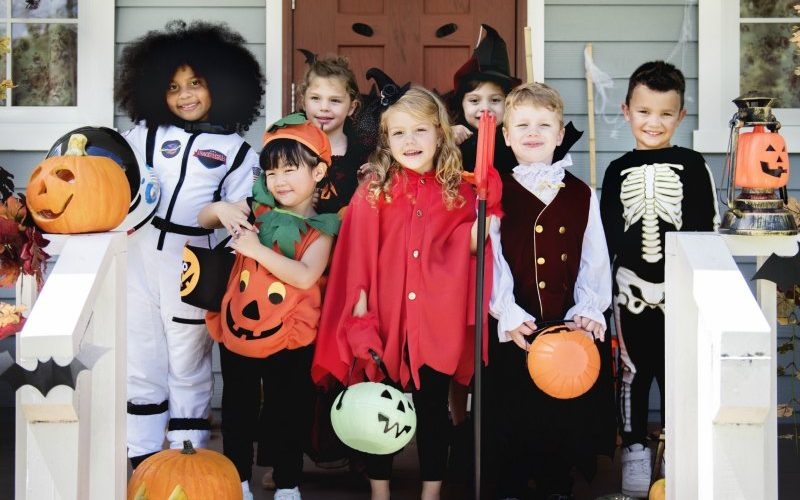 5 Things to Do to Get Your House Ready for Trick-or-Treat