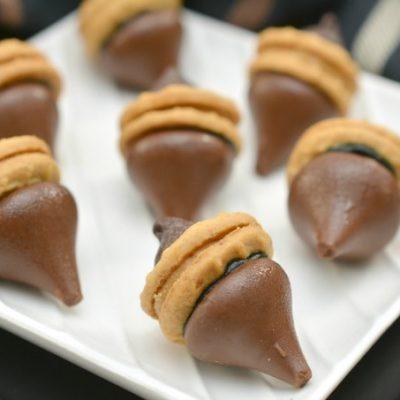 Acorn Cookie Treats