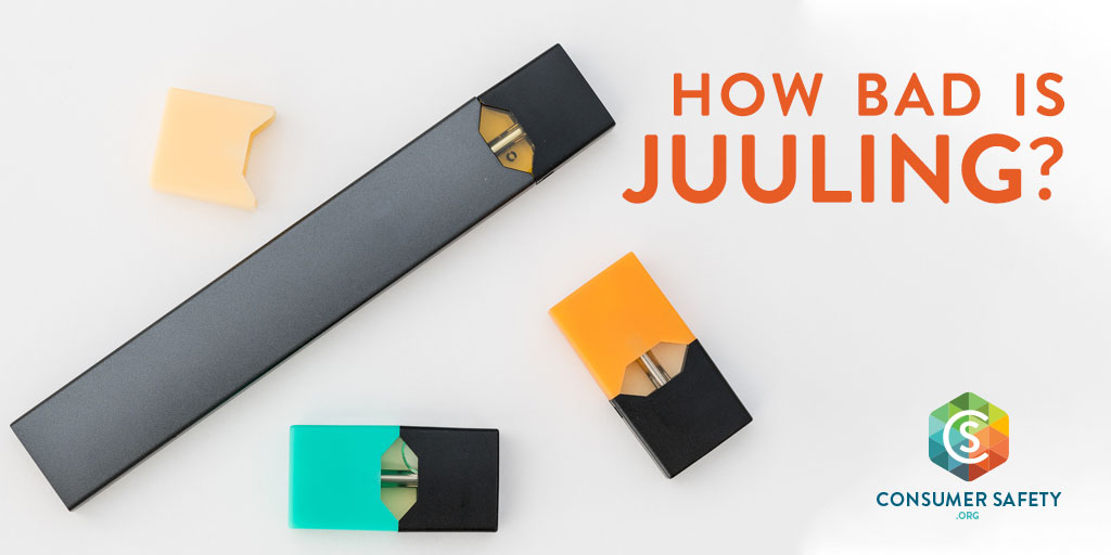 JUUL E-Cigarettes and Vaping - The Effects on Our Kids