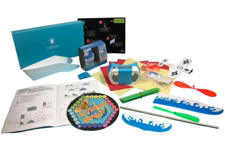 STEM Activities for Kids – Hololab LightUp Box Review
