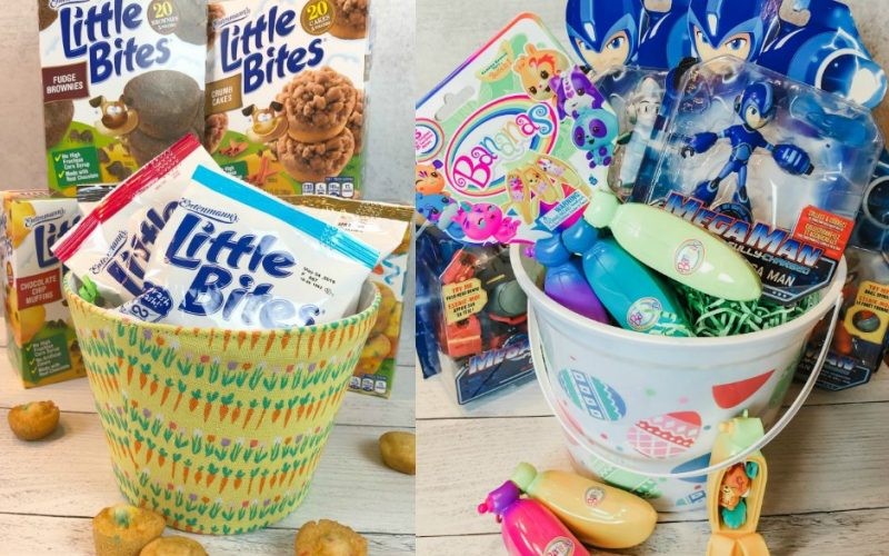 Candy-Free Easter Basket Ideas