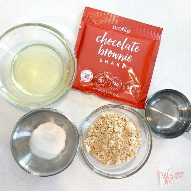 Profile Chocolate Peanut Butter Cookies
