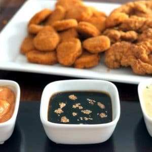 Three Chicken Dipping Sauces (That Aren't Ketchup)