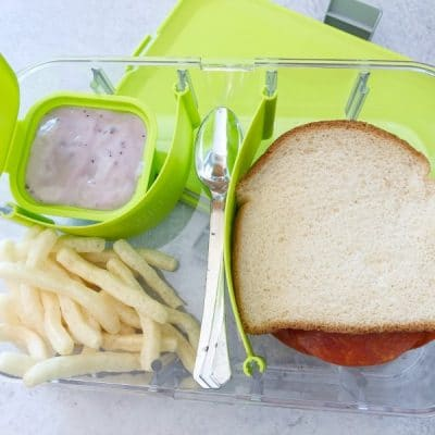Reduce the Waste AND Cost of School Lunch