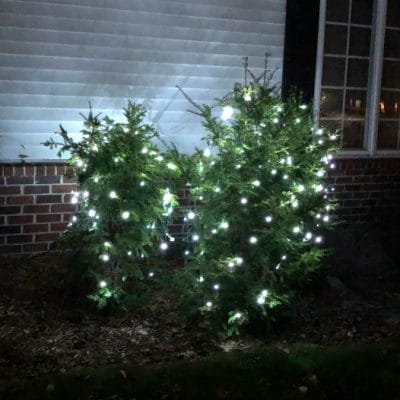 Easy and Efficient Holiday Lights