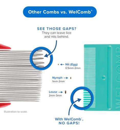 lice removal comb comparison