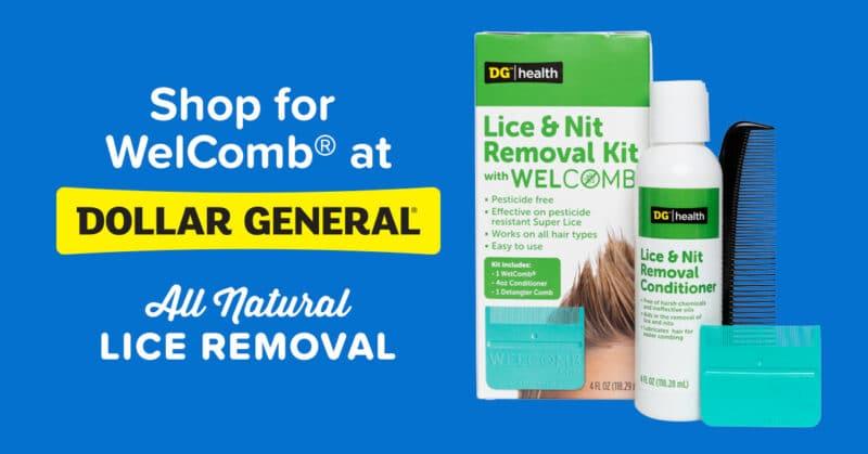 all natural lice treatment at dollar general