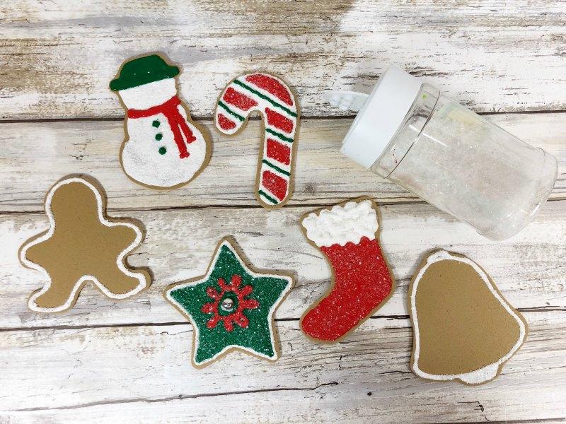 PROCESS 6 DIY foam ornaments