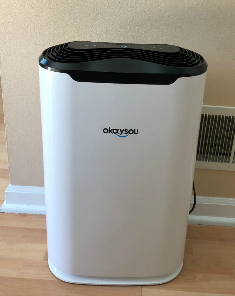 okaysou air purifier