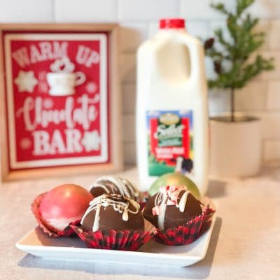 How to Make Hot Chocolate Cocoa Bombs