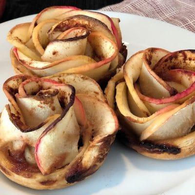 Cinnamon Apple Blossoms Recipe